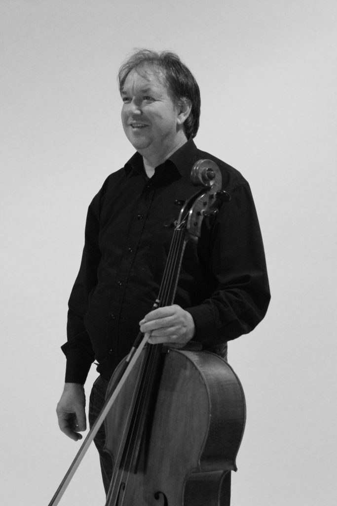 Violoncellista David Johnstone