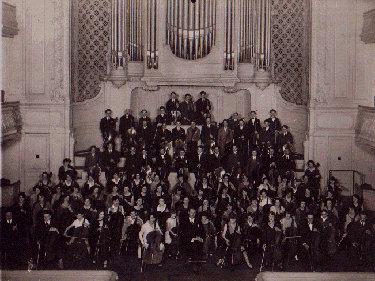 The cello class of Paul Bazelaire
