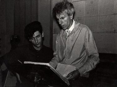 Paul Tortelier and Leo Viola