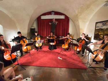 Slovenia Attacca Cello